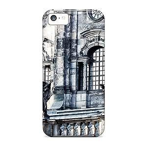 Fashion Tpu Case For Iphone 5c- Catholic Church Defender Case Cover