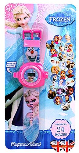 Frozen Watch for Children (Kids Fancy Dress Next Day Delivery)