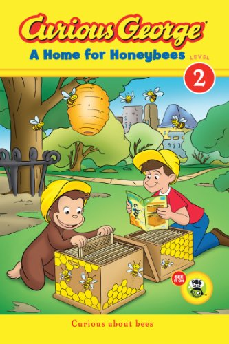 Curious George: A Home for Honeybees (CGTV Early Reader)