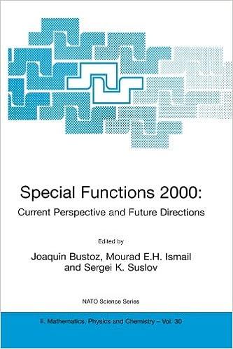 Lataa kirjoja ilmaiseksi Special Functions 2000: Current Perspective and Future Directions (Nato Science Series II:) in Finnish PDF RTF