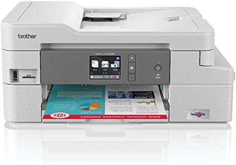 Brother DCP-J1100DW - Multifunción de Tinta Color All in Box (128 ...