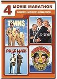 4-Movie Marathon: Comedy Favorites