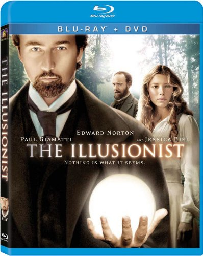 The Illusionist [Blu-ray] - Outlet Prestige