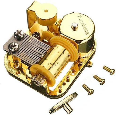 Resin   Sewing   Machine   Model   Music   Box   Wind   Up   Musical   Box