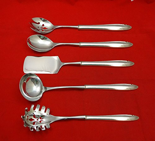 Lasting Spring by Oneida Sterling Silver Hostess Set 5pc HHWS Custom Made