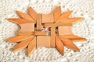 Wooden Heat Resistant Coaster