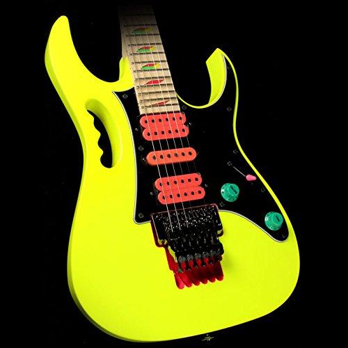 Ibanez Steve Vai Signature JEM777 Electric Guitar Limited Edition Desert Sun Yellow (30th Anniversary Electric Guitar)