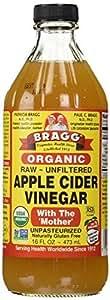 Bragg - Apple Cider Vinegar, 16 Oz (1 BTLS)