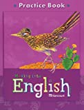 Moving into English Practice Book, Grade 5, HARCOURT SCHOOL PUBLISHERS, 0153342765