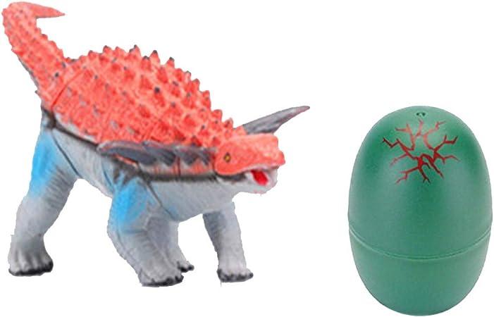 ANRUX, Puzzle 3D a Forma di Dinosauro con Uova di