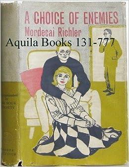 Book A Choice of Enemies