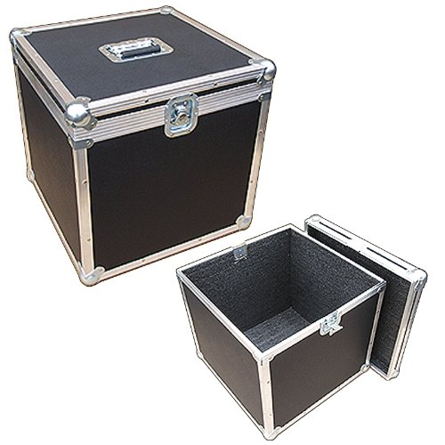 DJ's 12 Inch Mirror Ball ATA Case - 1/4 Ply Medium Duty by Roadie Products, Inc.