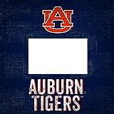 NCAA Auburn Tigers ''Team Name'' 4 in. x 6 in. Wood Photo Frame