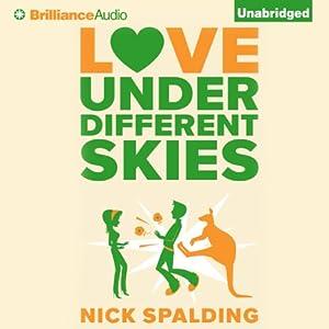 Love...Under Different Skies Audiobook