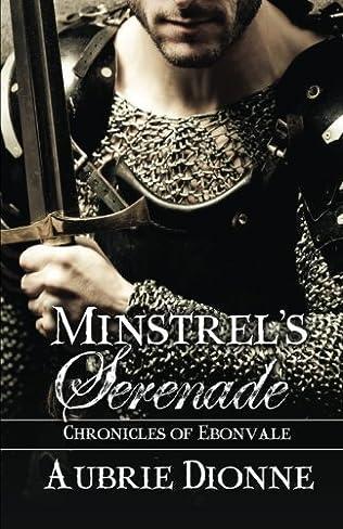book cover of Minstrel\'s Serenade