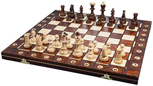 Chess Senator Folding Chess 16