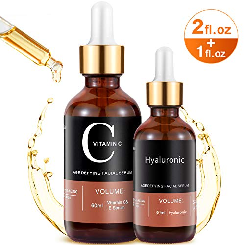 MayBeau Vitamin Anti aging Hyaluronic Ingredients
