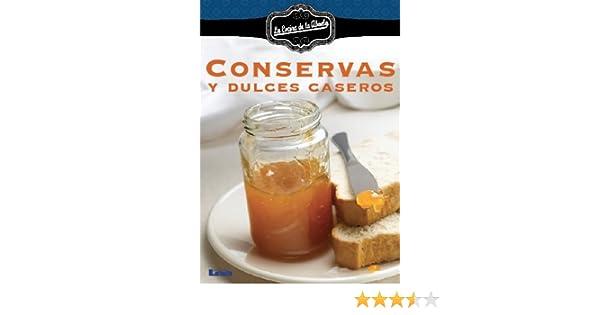 Conservas y dulces caseros (Spanish Edition) - Kindle edition by Inés García Durán. Cookbooks, Food & Wine Kindle eBooks @ Amazon.com.