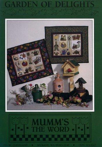 Garden of Delights (Appliqué Quilt Patterns)