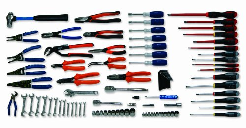 Williams WSC-95TB 95-Piece Basic Electrical Repair Set - Hand Tool ...