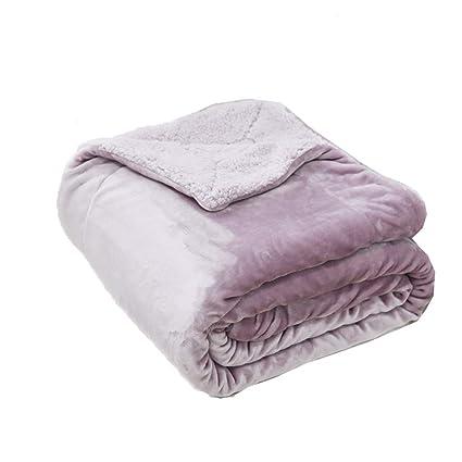 Amazon.com: FOREVER-YOU - Manta gruesa para sofá de otoño e ...