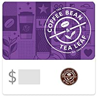 The Coffee Bean & Tea Leaf Gift Cards - E-mail Delivery