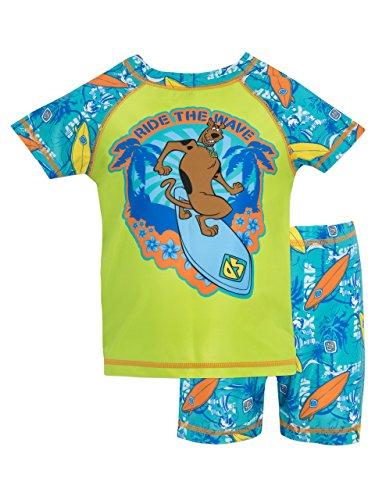 Scooby Doo Boys' Scooby Doo Two Piece Swim Set 7
