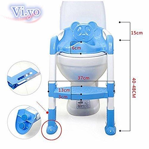Vi.yo Baby Potty Seat With Ladder Children Toilet Seat ...
