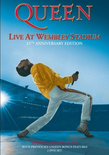 DVD : Queen - Live at Wembley (2 Disc)
