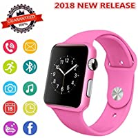 Smartwatch Bluetooth Wristwatch Pedometer Functions Overview
