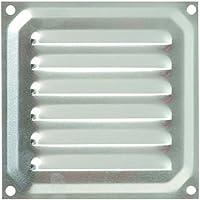 Brinox B70210A Rejilla de ventilación, Aluminio, 10 x