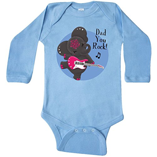 Dad Rocks Infant Creeper - 7