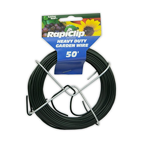 Luster Leaf Rapiclip Heavy Duty Garden Wire - 50 Foot Roll ()