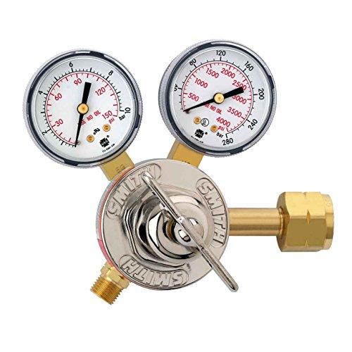 Miller Electric, 30-100-350, Reg, Cylinder, Hydrogen/Methane, CGA-350