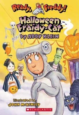 Halloween Fraidy-Cat[READY FREDDY #08 HALLOWEEN FRA][Paperback] -