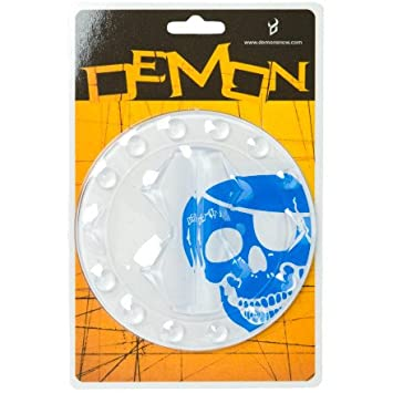 80d481c641 Demon Snow Skull Stomp Pad Griffin, One Size: Amazon.co.uk: Sports ...
