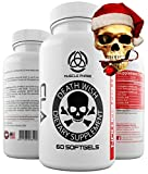 _ CLA by DEATH WISH SUPPLEMENTS,Fast Acting CLA for Men & Women,CLA Safflower Oil for Weight Loss,Cla Safflower Oil,CLA Pills , Extreme Potency Fat Burner, Weight Loss Pills That Work Fast