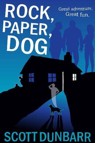 Book: Rock, Paper, Dog by Scott Dunbarr