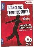 Coffret Mains libres L'anglais tout de suite 100% AUDIO (2CD)