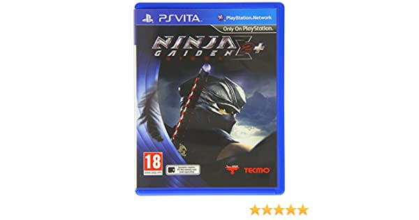 Ninja Gaiden Sigma 2 Plus (Playstation Vita) (UK) (UK Account required for online content)