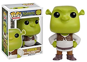 Shrek Pop! Vinyl Figure by Shrek: Amazon.es: Juguetes y juegos