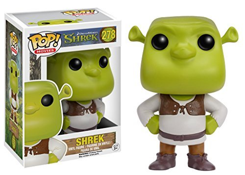 Shrek Pop! Vinyl Figure by Sh