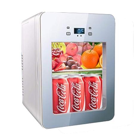Refrigerador con congelador para mini automóvil de 22L Hogar ...
