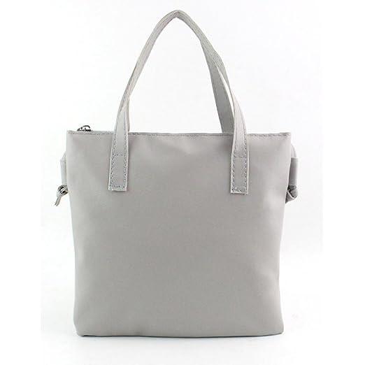 Amazon.com  Rakkiss Women Leather Handbag Shoulder Bag Large Crossbody Bag  Tote Ladies Fashion Purse Messenger Handbags (One Size 7961558998296