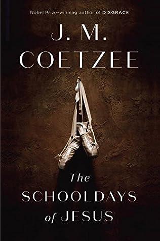 book cover of The Schooldays of Jesus