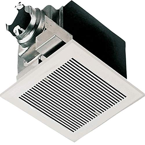 Panasonic FV-30VQ3 WhisperCeiling Ventilation Fan, Quiet Air Flow, Long Lasting, Easy to - Bathroom Grainger Mirrors