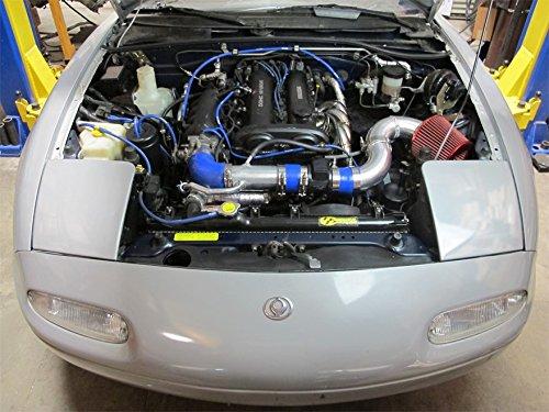 Amazon.com: CXRacing Intercooler Piping Kit + Turbo Intake Pipe Filter BOV For Miata 1.8L NA-T: Automotive