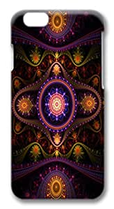 iphone 6 plus 5.5inch Case and Cover Abstract Electric Circle Patterns PC case Cover for iphone 6 plus 5.5inch