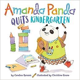 Buy Amanda Panda Quits Kindergarten Book Online at Low
