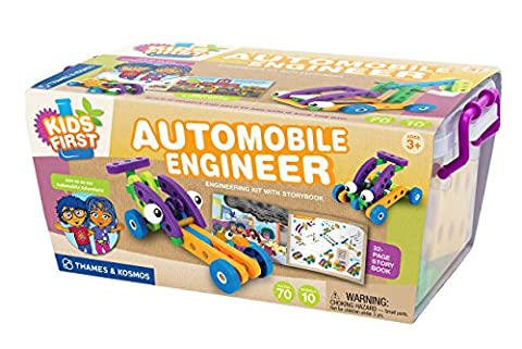 Kids First Automobile Engineer Kit - One Stem
